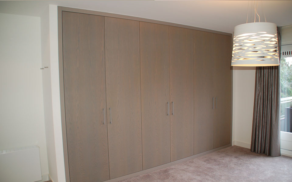 Matthijs manten meubelmakerij - Kleur corridor appartement ...